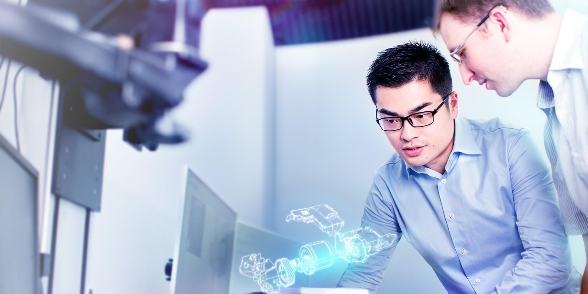 Careers Startpage - ZF Friedrichshafen AG