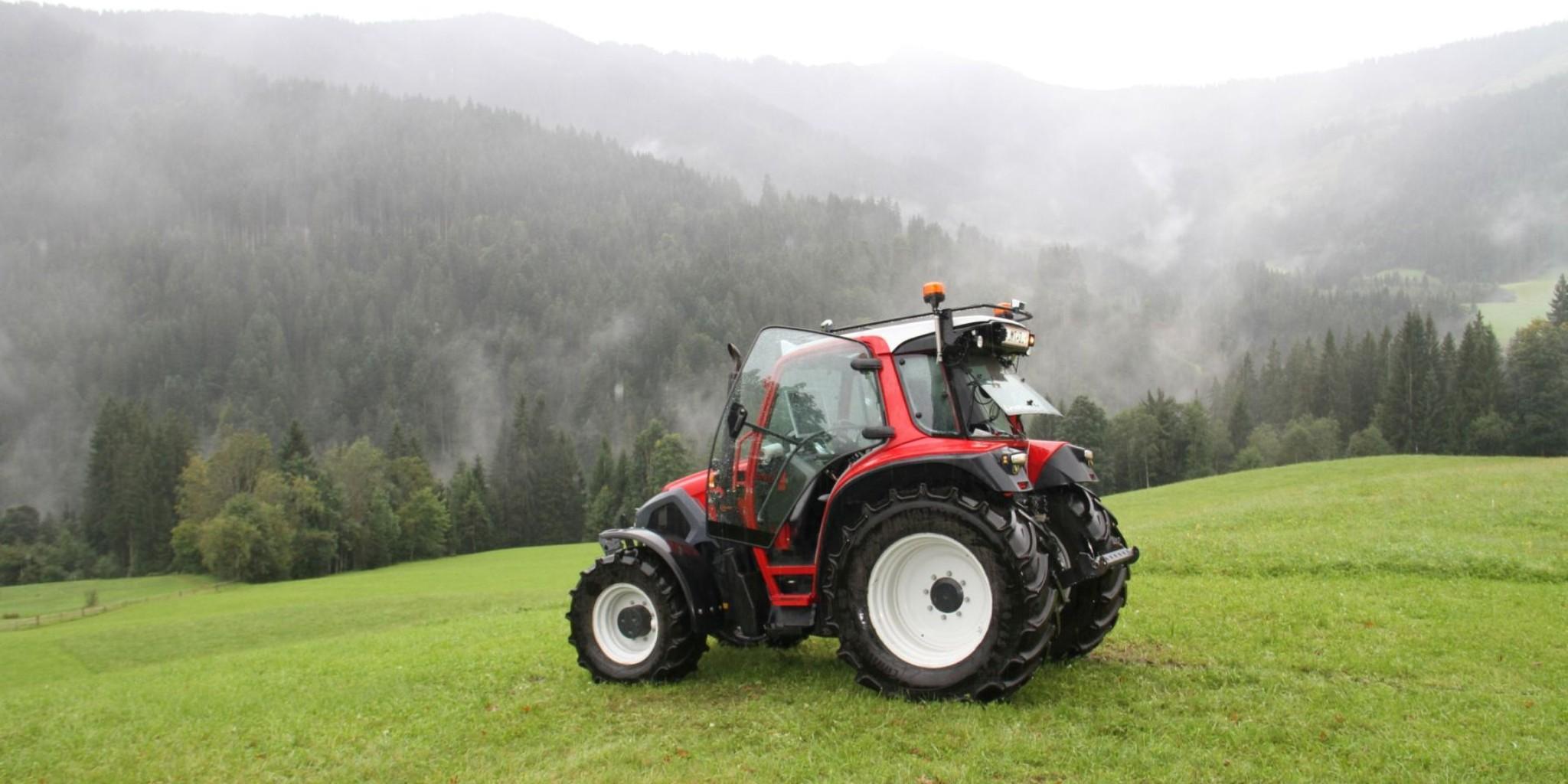 In Focus: Farming 4 0 - ZF Friedrichshafen AG