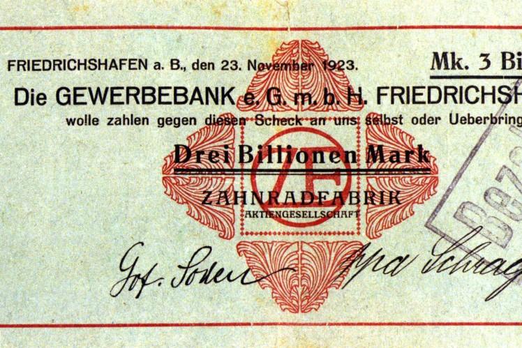 The ZF History - ZF Friedrichshafen AG